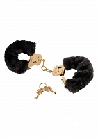 Наручники GOLD DELUXE FURRY CUFFS 399627PD
