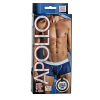 Мужские трусы Apollo Mesh Boxer with C-Ring BLU L/XL 4205-15BXSE