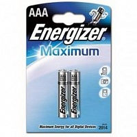 Батарейка Energizer Maximum (AAA) 2БЛ